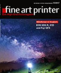 Titelbild FineArtPrinter 3/2017
