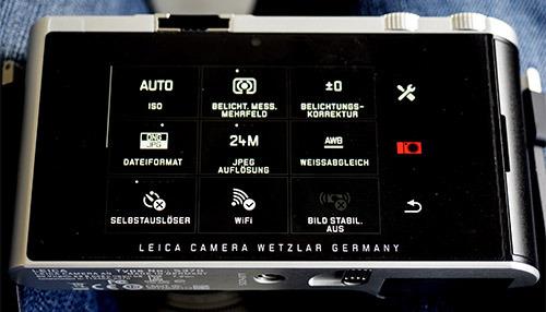 kamera elektronischer verschluss